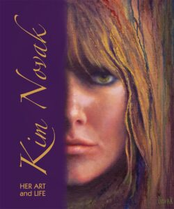 Kim NOvak: Her Art and Life book cover